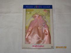 ジェニー ブライダルコレクション ピンクドレス