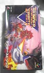 SFC・スーパーファミコン『サンダースピリッツ』