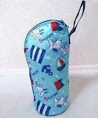 スヌーピーペットボトルホルダー(非売品)