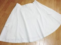 ペイトンプレイス/peyton place 膝丈フレアスカート