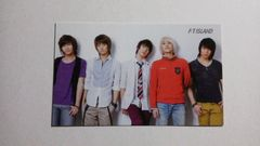 トレカのみ◆FTISLAND[Brand-new days]全員�A