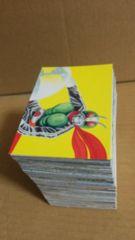 2003年カルビー仮面ライダーカードダブリ無し247枚 仮面ライダーチップス