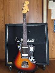 Fender JAGUAR フェンダー ジャガー JG 3TS