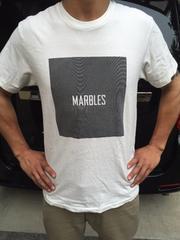 タグ付き美品マーブルズTシャツ