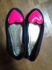 GAP 靴 ハート 19cm