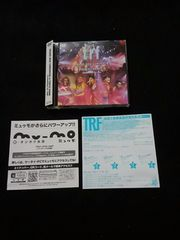 TRF BRAND NEW TOMORROW in�@TOKYO DOME�@���C�uDVD �ѕt������