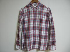 relume ジャーナルスタンダード チェックシャツ S
