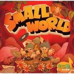 SEAMO,���g��,�X���[���X�g,�P�c���C�V / SMALL WORLD
