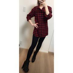 チェックシャツ☆