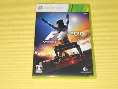 xbox360★F1 2010