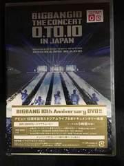 正規品!BIGBANG10 THE CONCERT 0.TO.10 IN JAPAN
