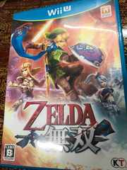 WiiUソフト♪【ゼルダの伝説 ゼルダ無双】