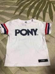 PONY80センチティーシャツ