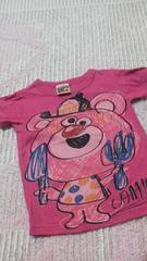 JAM半袖Tシャツ・ピンク100110