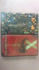 X JAPANVHSビデオテープ2本まとめて〜