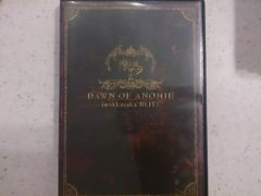 摩天楼オペラ「DAWN OF ANOMIE in Akasaka BLITZ」DVD