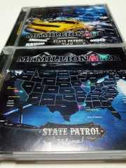 MR.MILLIONAIRE/STATE PATROL/2枚セット