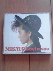 渡辺美里MISATO/Lovin'you�A枚組¥500スタ