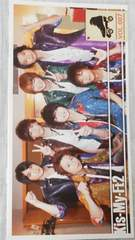 未使用品美品Kis-My-Ft2《7》号 公式会報live 横浜アリーナ