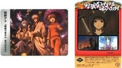 銀魂A★トレカ ストーリーカード Z-628 第199話後 結野アナ
