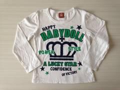 BABY DOLL☆ロンT☆120