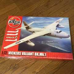 1:72 ヴィッカーズ ヴァリアントBK.Mk.1VICKERS VALIANTBK.Mk.1