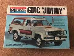 """絶版 monogram 1/24 GMC """"JIMMY"""" ジャンク"""