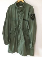 '72 U.S.Army Extreme Cold Weather Parka/M-65 Parka Shell