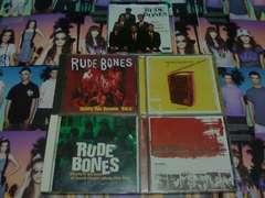 《RUDE BONES》�Dセット スカコア ルードボンズ SKA CORE  PUNK