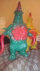 ウルトラマンタロウ怪獣BANDAIアストロモンス2体セット