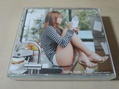 倖田來未CD「ベストBEST〜second session〜」DVD付★