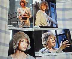 KAT-TUN 上田竜也2008年「White Xmas」Web限定写真4枚
