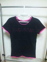 ALBA ROSA重ね着風TシャツFサイズ