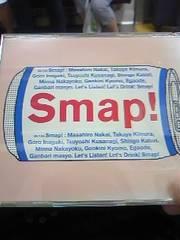 �r�l�`�o�̢Drink! Smap!�(^^)