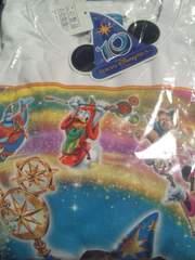 TDS東京ディズニーシー10周年Tシャツ新品ミッキーミニーダッフィードナルド