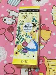 DHC☆サンカットQ10EXジェル♪ディズニーアリスデザイン☆