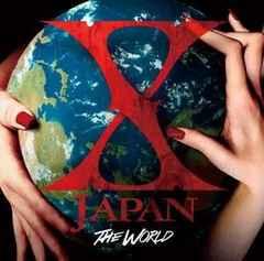��X JAPAN�y11780�ʏ��2CD�zTHE WORLD �x�X�g ���V�i���J��