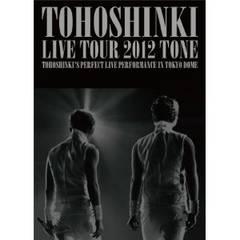 ■DVD『東方神起 LIVE TOUR 2012 TONE』韓国イケメン