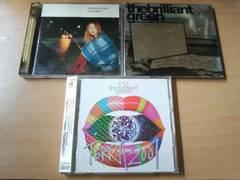 ザ・ブリリアントグリーンthe brilliant green CD3枚セット★