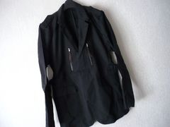 セール★キレイめ★薄手ジャケット 黒★半額以下