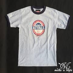 ワシントン ナショナルズ NATIONALS MLB Tシャツ TEE 525