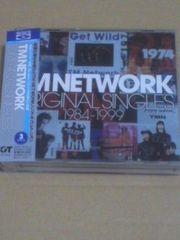 TM NETWORK TMN ORIGINAL SINGLE 1984-1999 三枚組