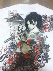 ☆新品[抜刀娘]富士山に妃那 長袖Tシャツ スカジャン好きにも