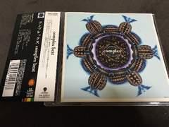 COMPLEX best CD 帯付 布袋寅泰 吉川晃司 コンプレクッス BOOWY