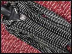 5L・コーデュロイストライプシャツ新品/MCAb‐611