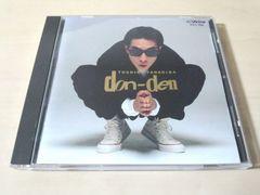 柳葉敏郎CD「don-den」★