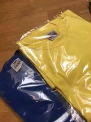 PROCLUB  無地Tシャツ2枚セットサイズ4XL青梅黄色  �H