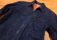 ハリウッドランチマーケット  ブルーブルー  デニム  シャツ  ジャケット 2