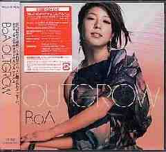 BoA��OUTGROW����������(CD+DVD)�����J��