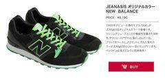JEANASIS*new balance���ư��996*24cm
